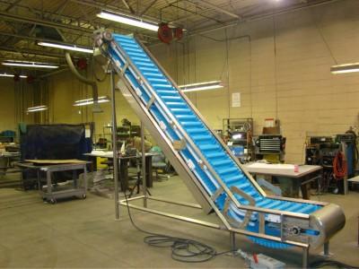 Z Lift Conveyor