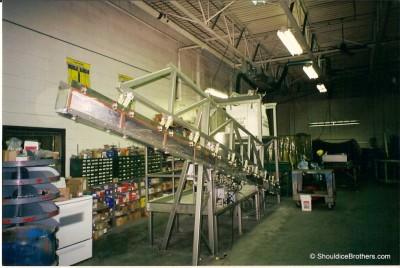 Supersack Vibratory Conveyor