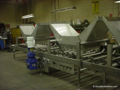 Cooker Conveyors