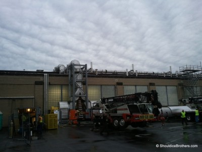 Exhaust Ductwork Systems